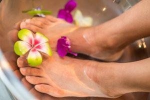 Fötter - Spring Hudvård