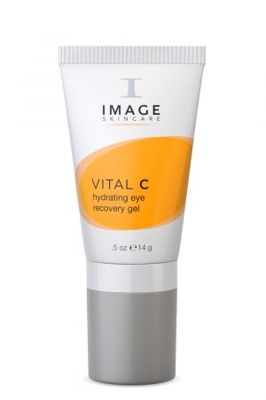 Hydrating eye recovery gel, image skincare - Spring Hudvård