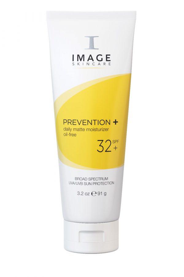 Daily matte moisturizer SPF 32+, image skincare - Spring Hudvård