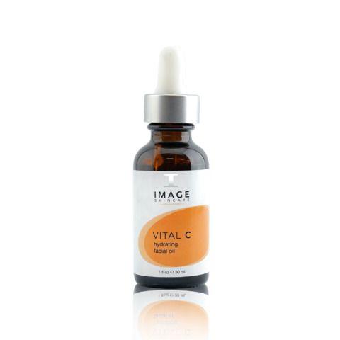 Hydrating facial oil, image skincare - Spring Hudvård